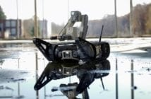 Endeavor Robotics UGV Scorpion