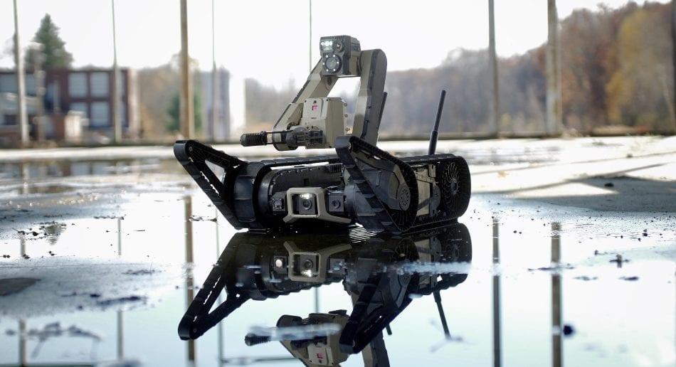 Endeavor Robotics UGV Scorpion