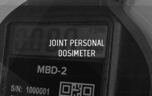 Joint Personal Dosimeter