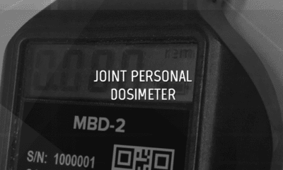 Joint Personal Dosimeter