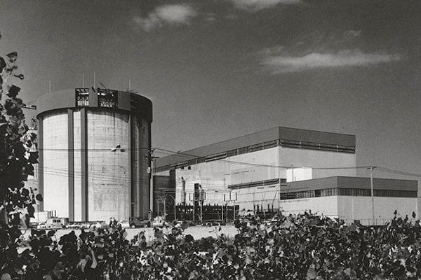 Closed Nuclear Plants Left in Limbo with Used Nuclear Fuel