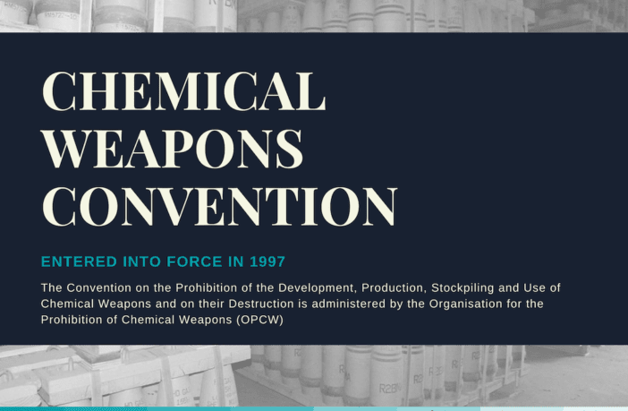 Chemical Weapons Convention