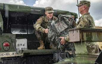 SC Soldiers Prepare for Hurricane Florence