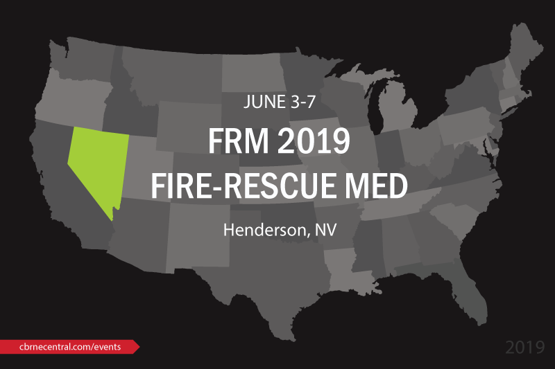 FRM 2019: Fire-Rescue Med