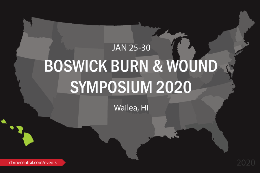 42nd Annual Boswick Burn & Wound Symposium