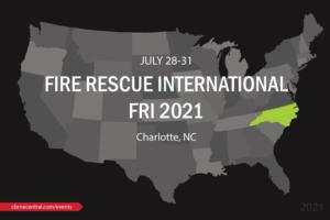 2021 Fire Rescue International