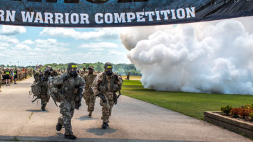 CBRN Best Warrior Competition 2019