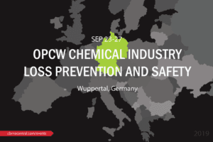OPCW Chemical Industry Loss Prevention and Safety