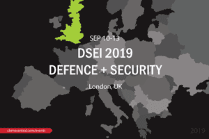 DSEI 2019 - Defence Security Equipment International