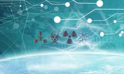 Chemical, biological, radiological, nuclear symbols