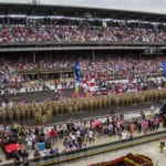Indy 500 crowd