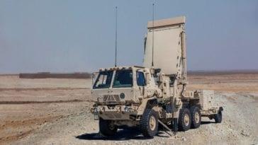 Q-53 An AN/TPQ-53 Radar