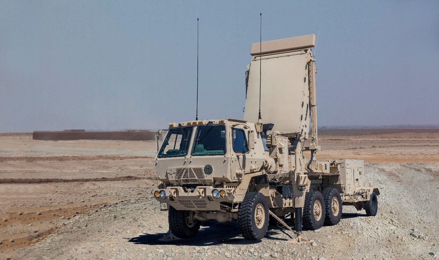 Q-53 An AN/TPQ-53 Radar